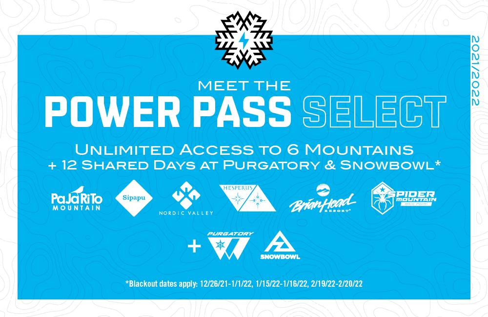 2021/2022 power pass select